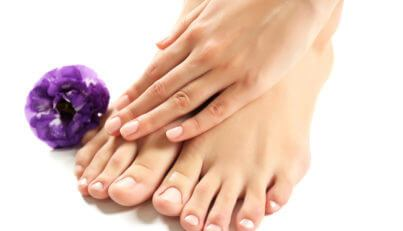 Bunion surgery bigstock Female feet at spa pedicure